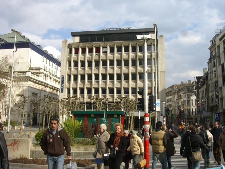 Place de la Monnaie